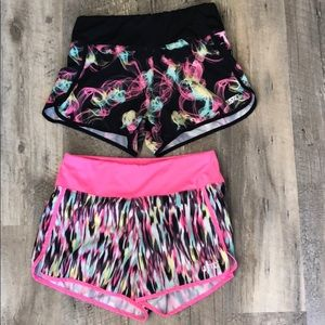 Justice girls size 14/16 jogger shorts